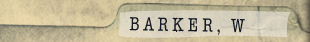 Barker, W