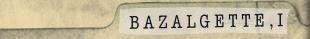 Bazalgette, I