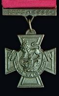 Médaille pour bravoure